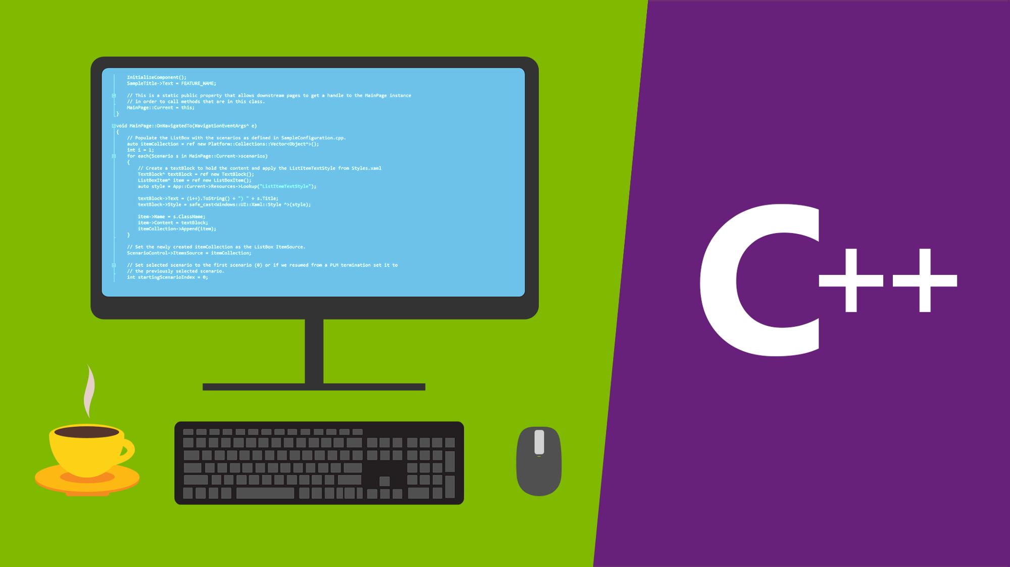 آشنایی با آرایه ها در زبان ++C و آموزش ++C به زبان ساده و کاربردی