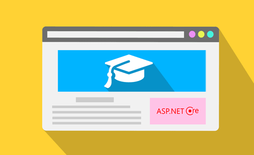 Asp.Net Core , رسانه آموزشی , Asp.Net Core 2.2 , طراحی سایت