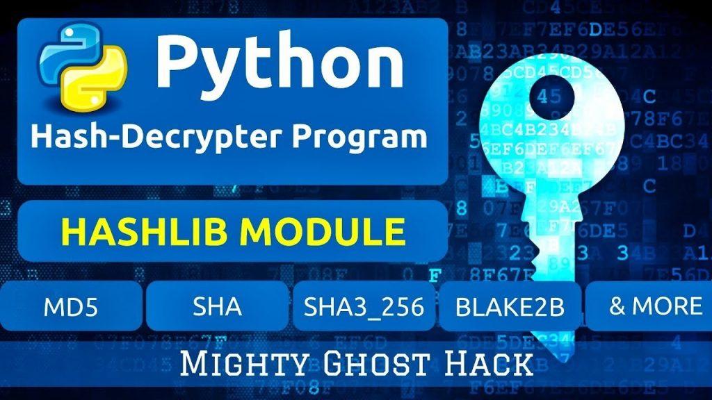 هک و امنیت با پایتون ( python )